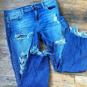 Cello jeans junior 9 distressed